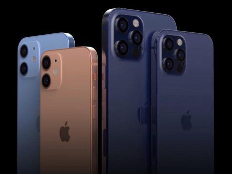 Apple's newest phone- iPhone 12