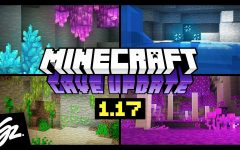 The New 1.17 Caves and Cliffs Update!