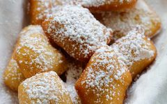 Recipe of the Month - New Orleans Beignets
