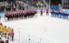 Ice hockey at the 2020 Winter Youth Olympics – Womens tournament – Victory Ceremony