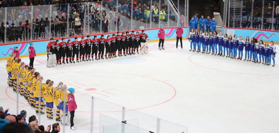 """""""Ice hockey at the 2020 Winter Youth Olympics – Women"""